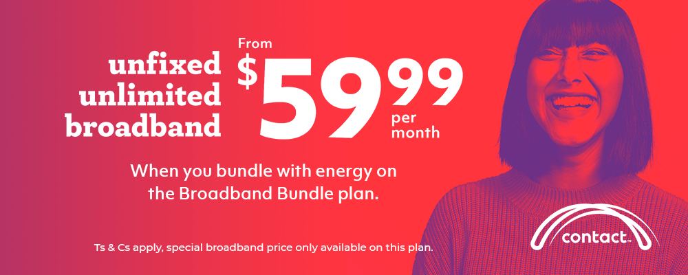 Contact Broadband Bundle Offer