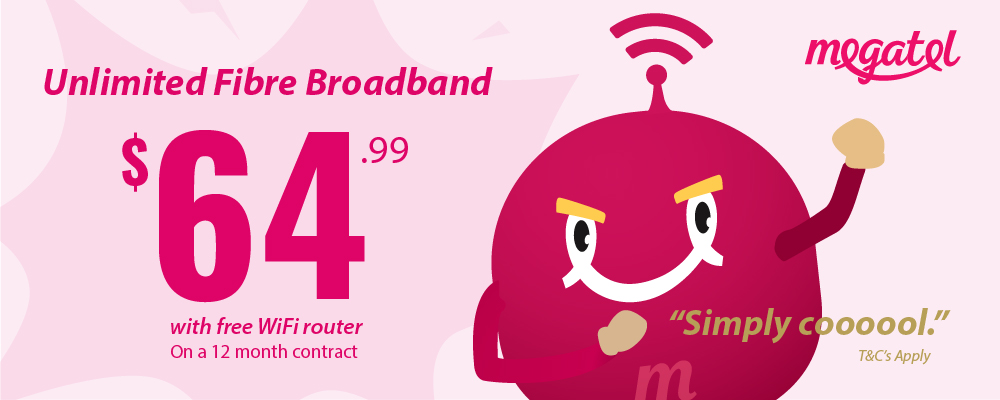 Megatel Broadband - Simply Cool Offer