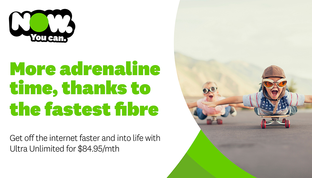 Now Ultra Unlimited Fibre Plan