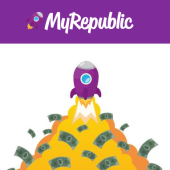 MyRepublic Half Priced Broadband Promo - It's back!