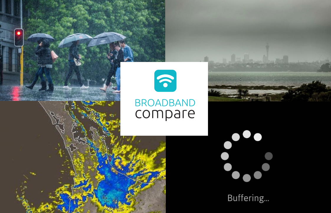 Slow broadband in wet weather?  Winter is coming
