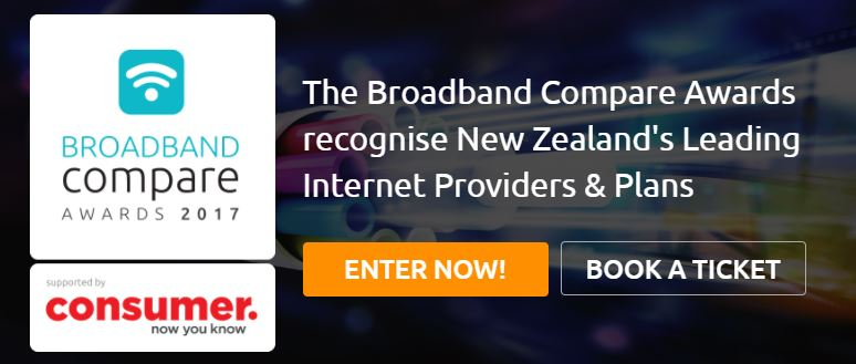 Announcing the Launch of the 2017 Broadband Compare Awards