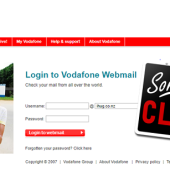 Vodafone NZ email accounts to close