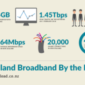 New Zealand Broadband By The Numbers
