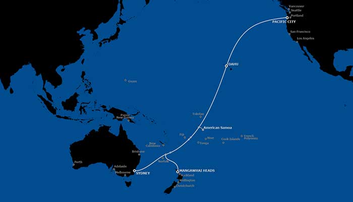 Hawaiki Transpacific internet cable is open – bringing better, faster internet to NZ