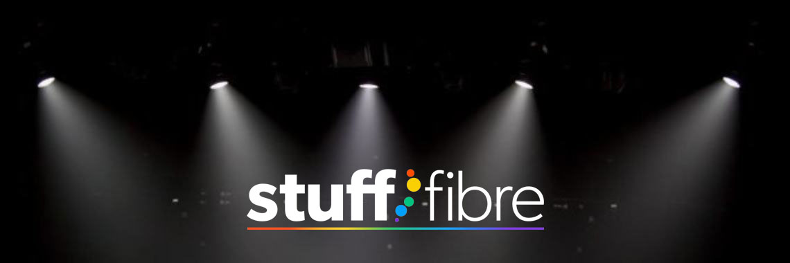 Spotlight on Stuff Fibre