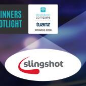 Slingshot Broadband - Award Winner