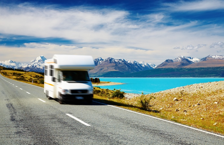 NZ Rural Broadband Plans for motorhome owners