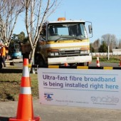 Christchurch Fibre Broadband News