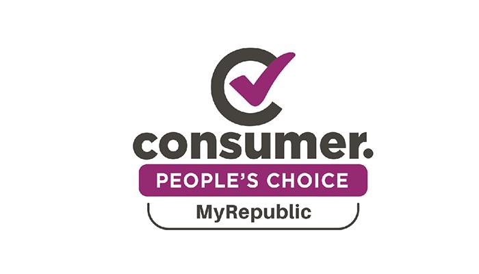 MyRepublic People's Choice
