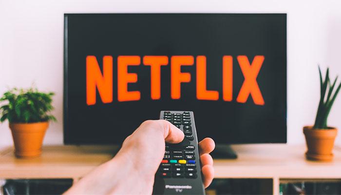 Streaming Netflix at home
