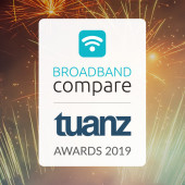 Broadband Compare TUANZ Awards