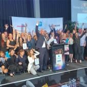 Stuff Fibre the big winner at the Broadband Compare TUANZ Awards