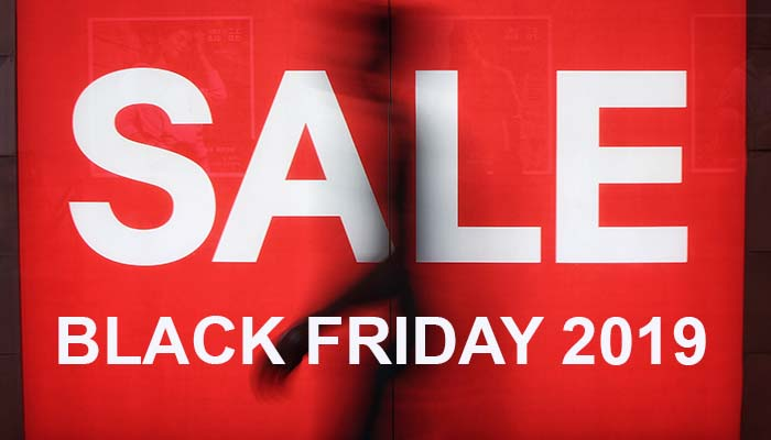 NZ Black Friday sales 2019