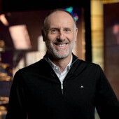SKY TV CEO Martin Stewart