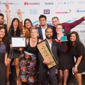 Slingshot win Broadband Provider of the Year 2020