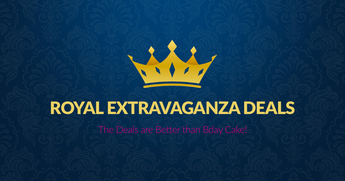 Exclusive royal broadband and power deals