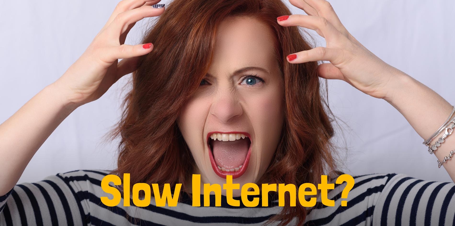5 ways to improve your internet speed